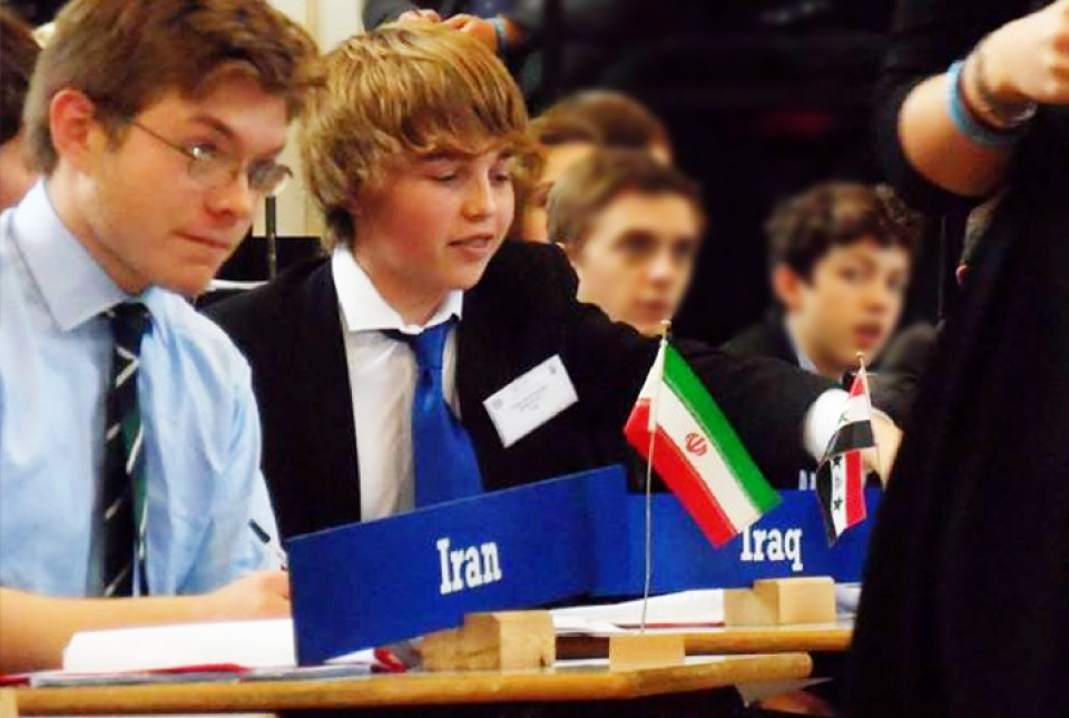 Model United Nations 2013