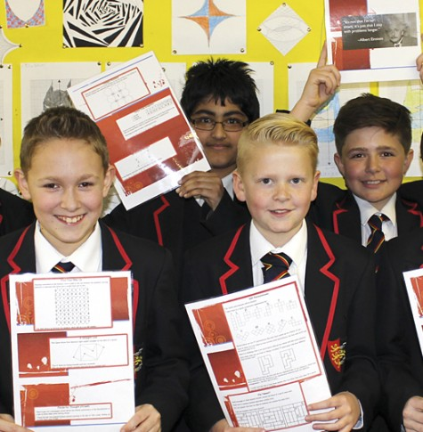 Hastings school mathematics competition